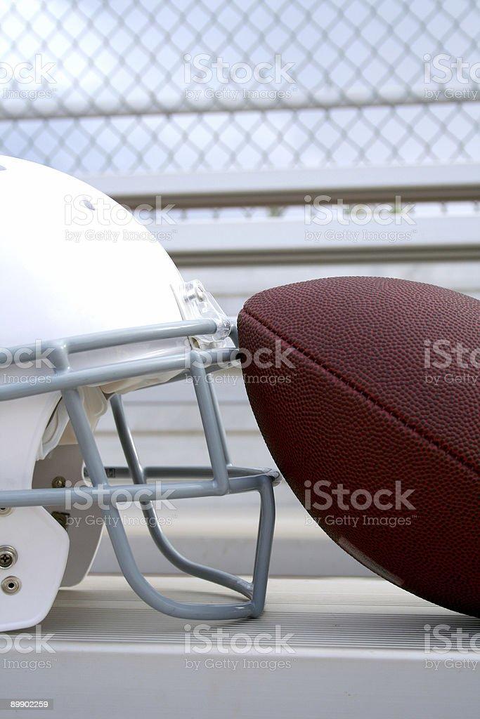 Serie de fútbol foto de stock libre de derechos