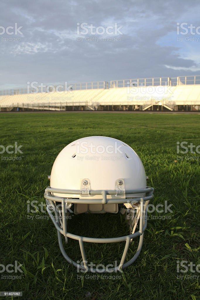 Football Series royalty-free stock photo
