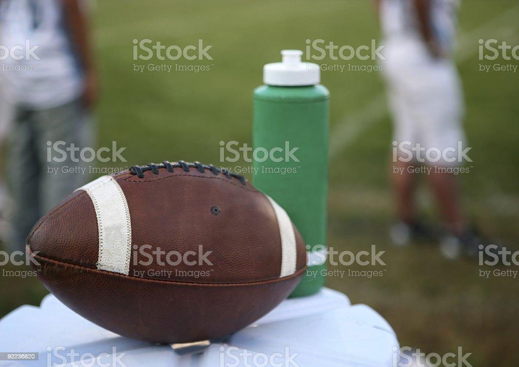 Football & Sports Drink stock photo