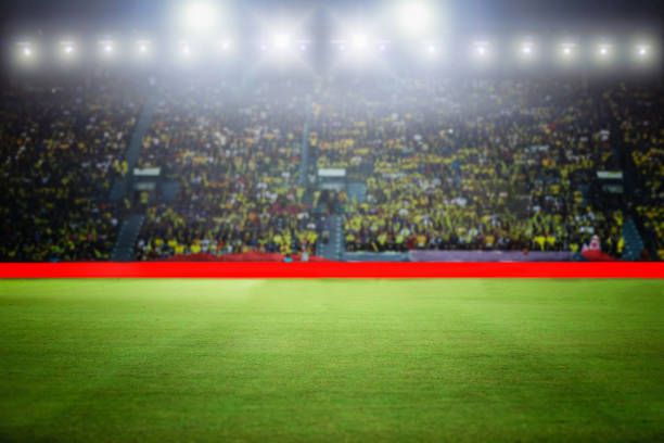 football stadium and arena soccer field championship win for background football stadium and arena soccer field championship win for background soccer field stock pictures, royalty-free photos & images