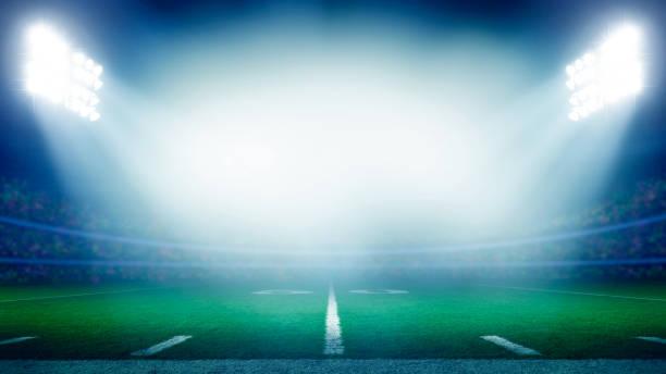 estadio de fútbol - american football fotografías e imágenes de stock