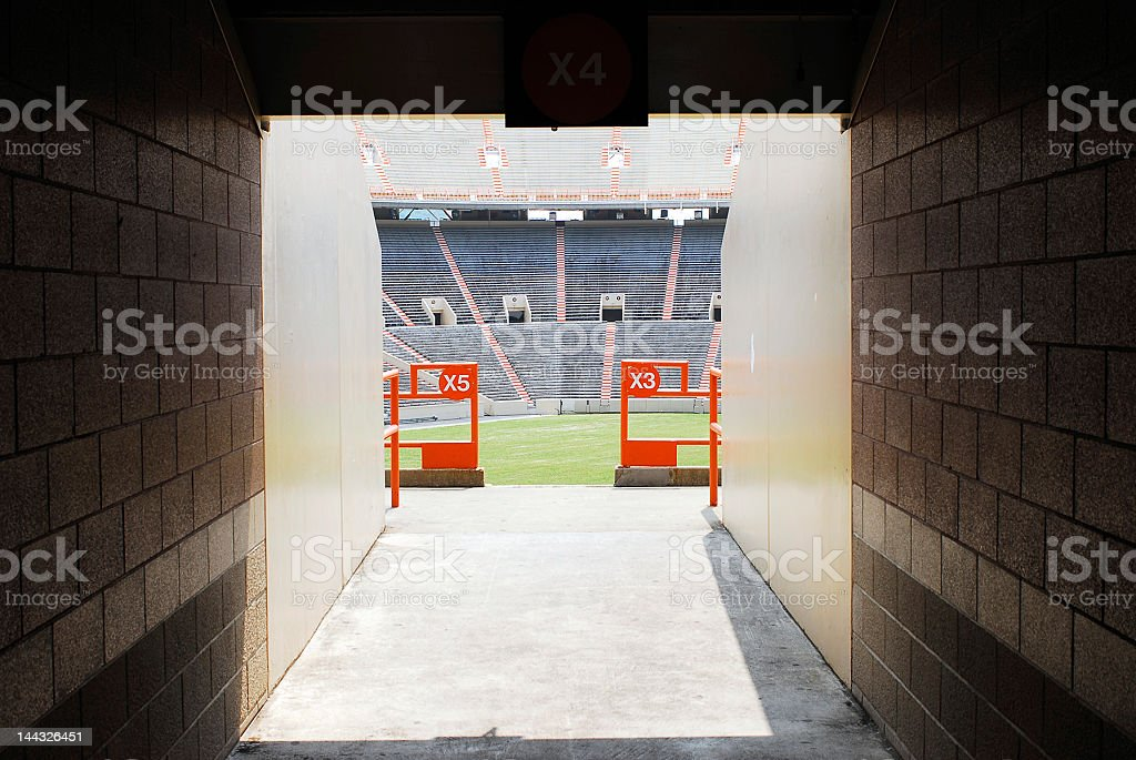 Football Stadium royalty-free stock photo