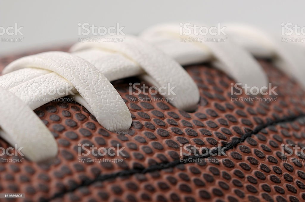Football Texture stock photo