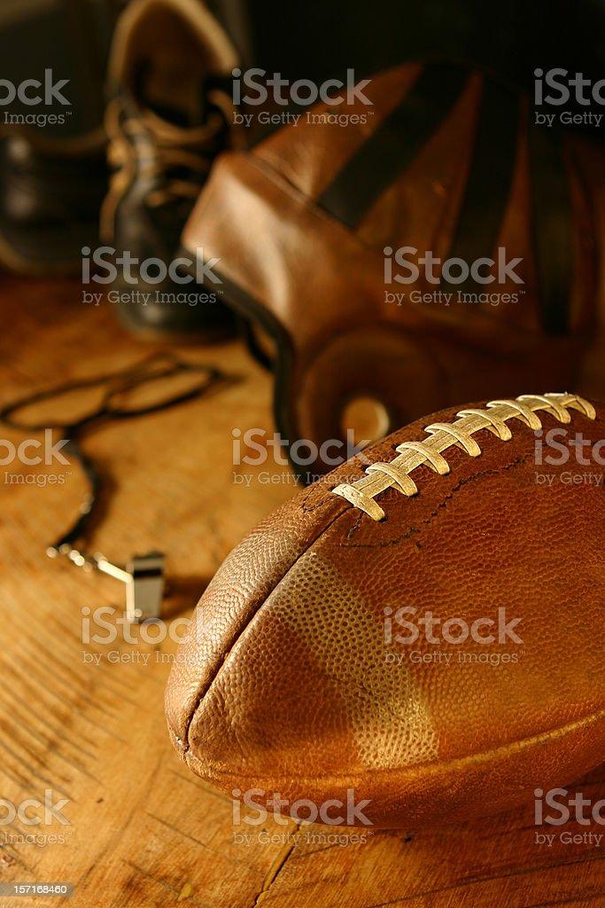 Football - The Glory Days royalty-free stock photo