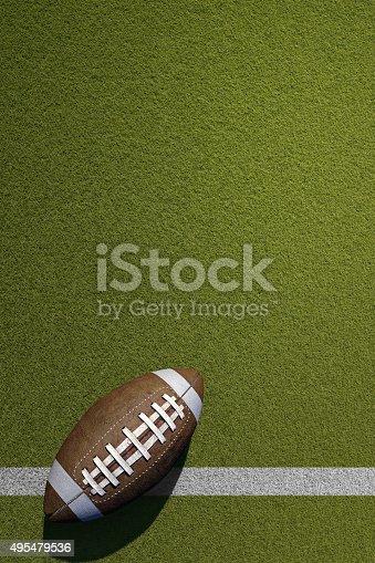931661614istockphoto Football theme 495479536