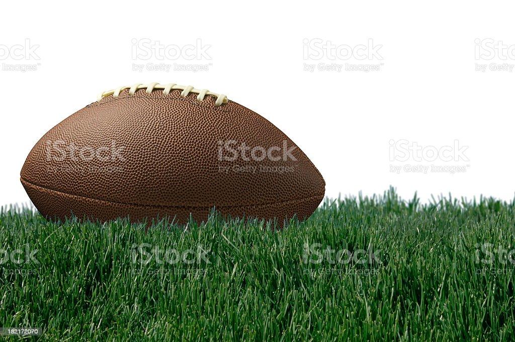 Football Time royalty-free stock photo