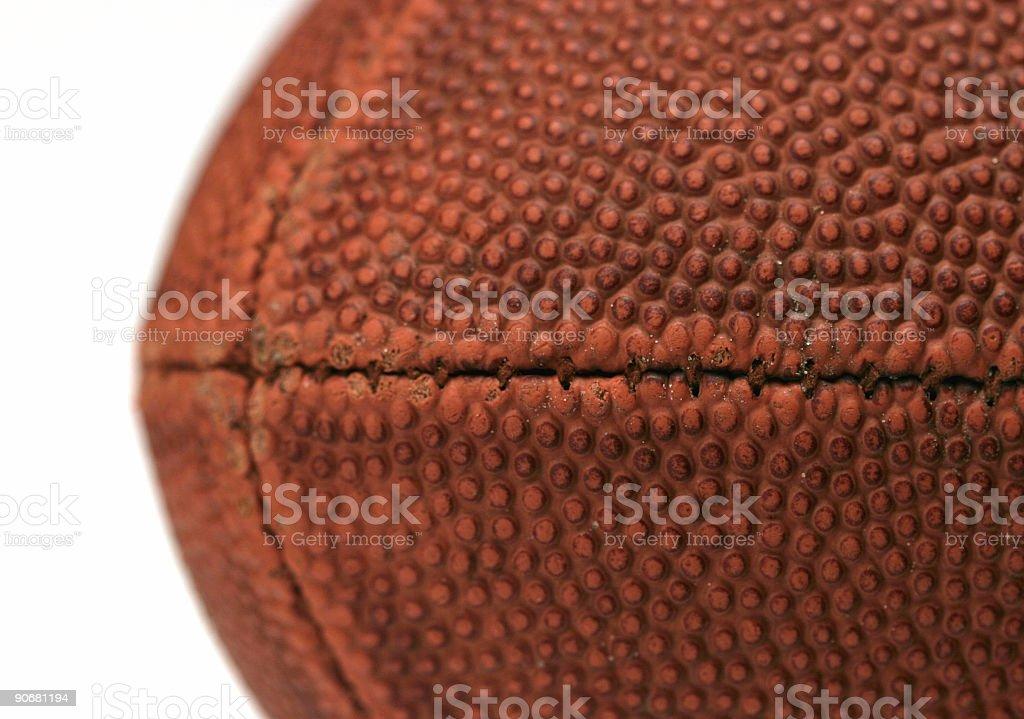 football tip royalty-free stock photo