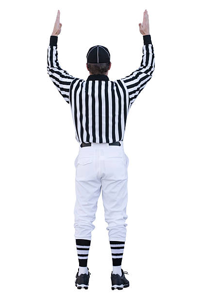 Football Touchdown  referee stock pictures, royalty-free photos & images