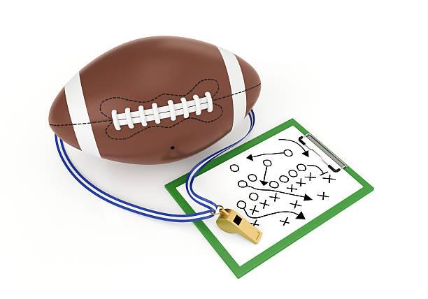 football_usa stock photo