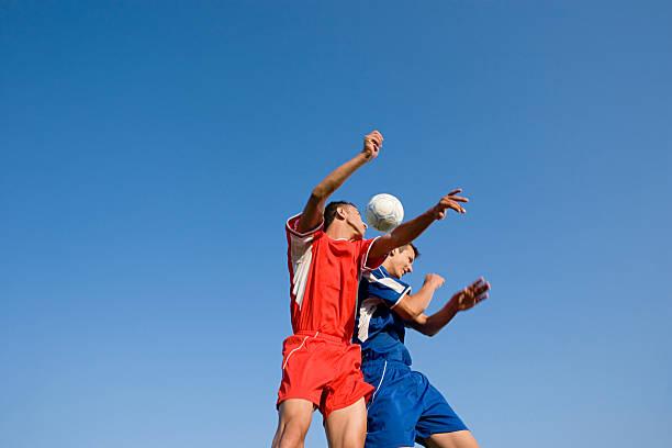 Footballers heading football picture id75404993?b=1&k=6&m=75404993&s=612x612&w=0&h=ji7hbytt2chkm9asgsh5lfxumkvaisyzoarbs4g0tqq=
