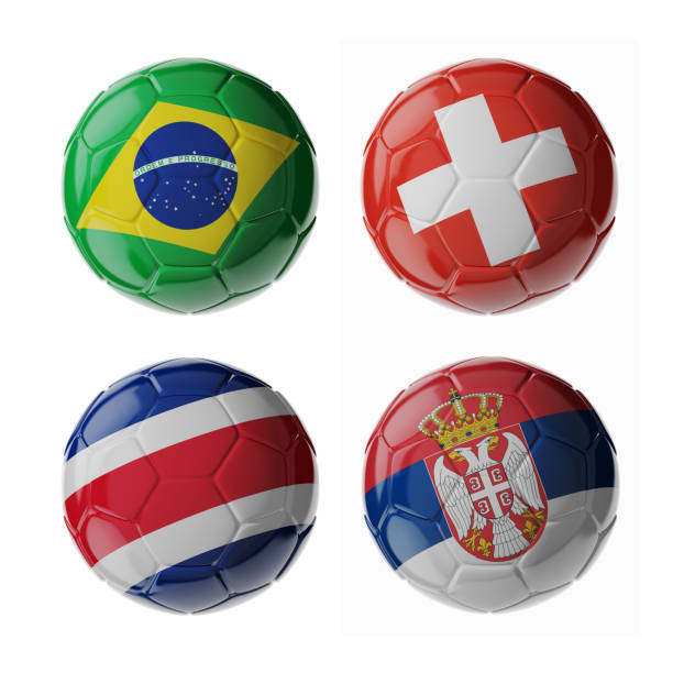Fußball/Fußbälle – Foto