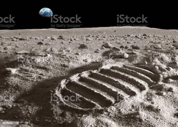 Footprint of astronaut on the moon picture id668990108?b=1&k=6&m=668990108&s=612x612&h=mxwfkut mkc0m bwhyjv0ffjultnybi13dvk3hfehna=