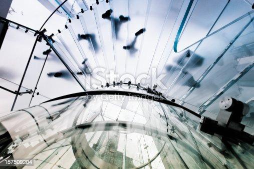 180698194istockphoto Footprints Modern Glass Architecture 157509204