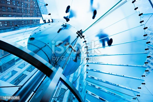 180698194istockphoto Footprints Staircase Modern Glass Architecture 161845085
