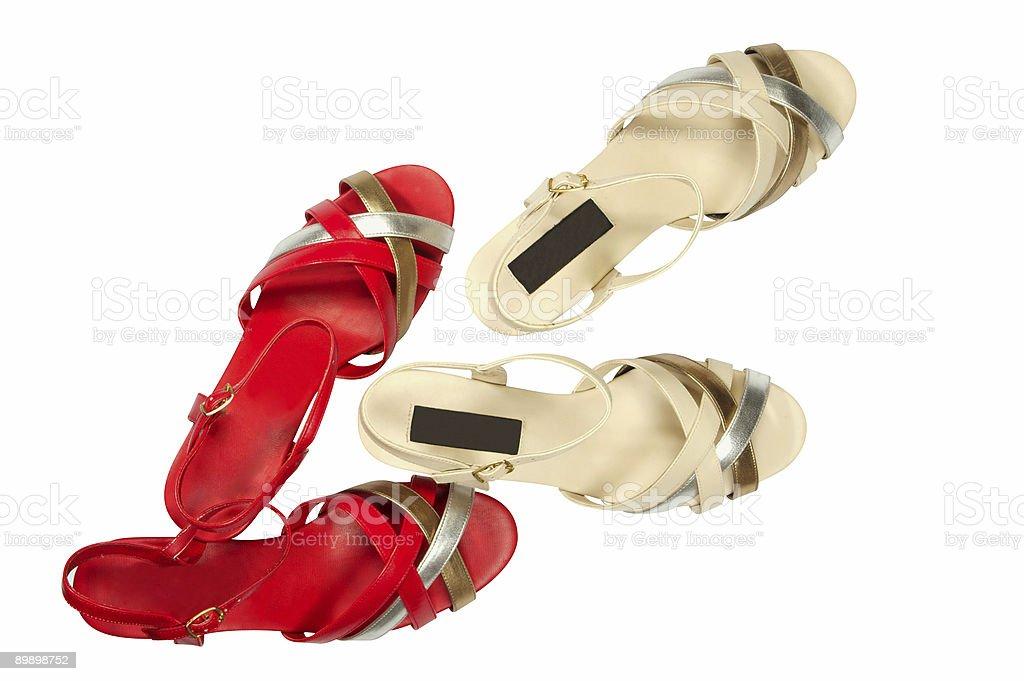 footwear royalty-free stock photo