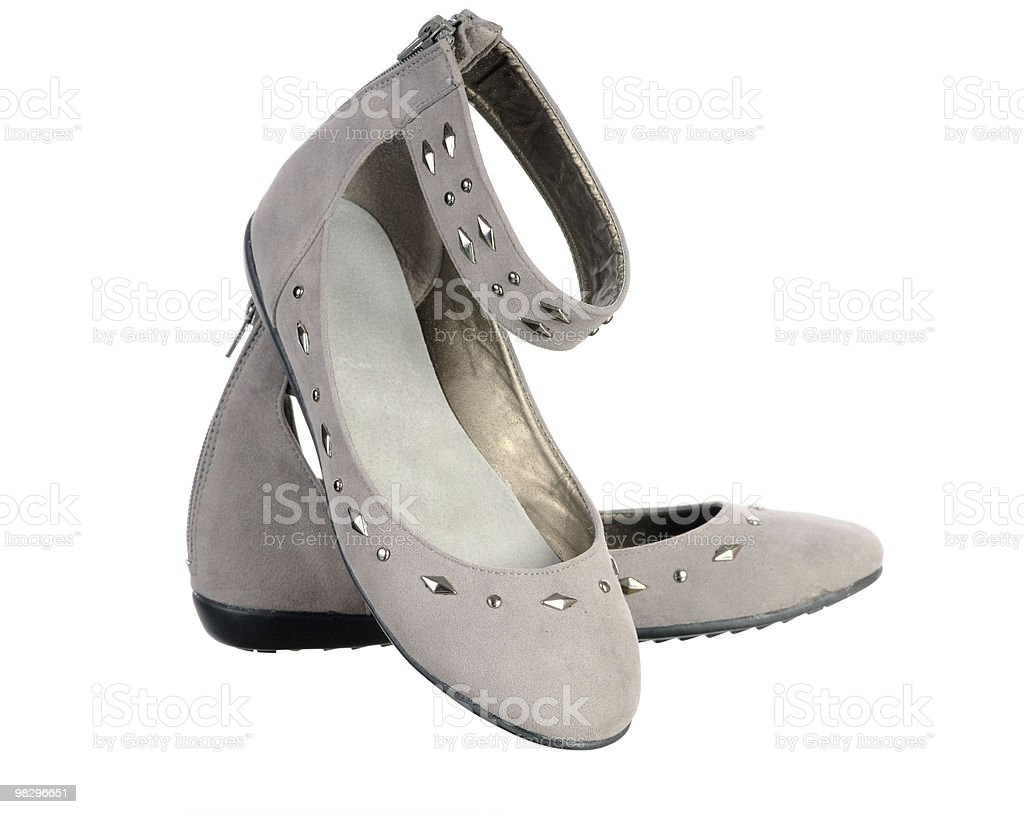footwear royalty-free stock photo