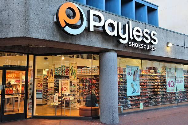 Schuhe store-Payless – Foto