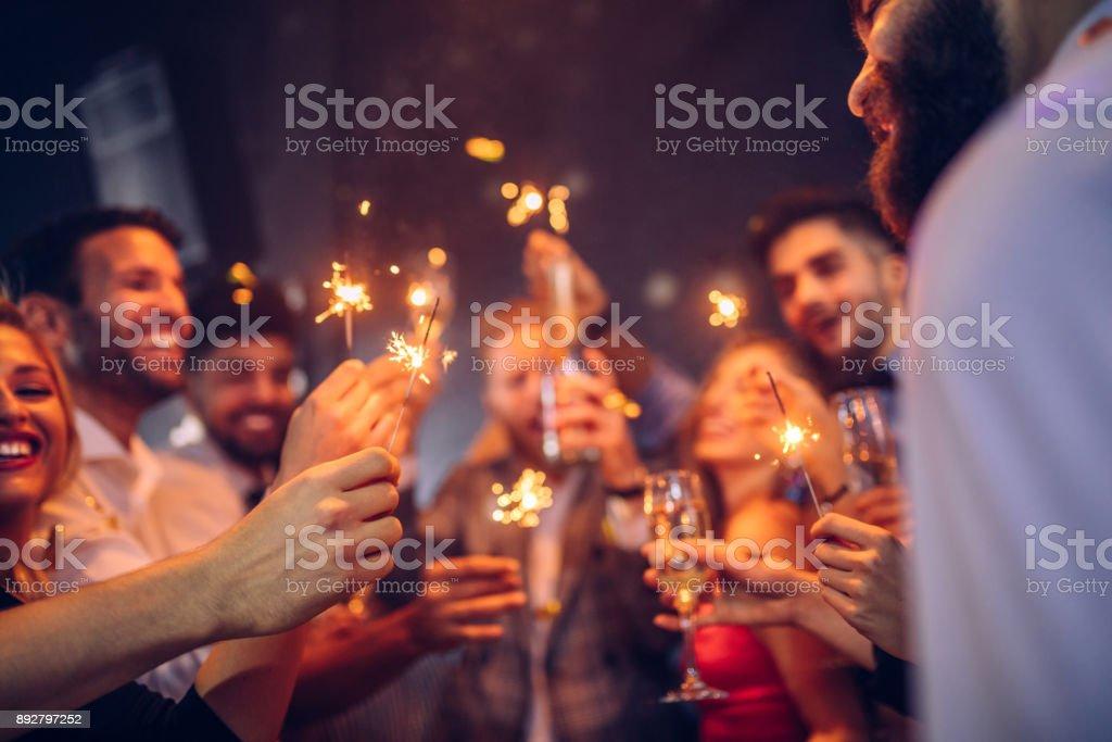 Für ein helles neues Jahr! – Foto