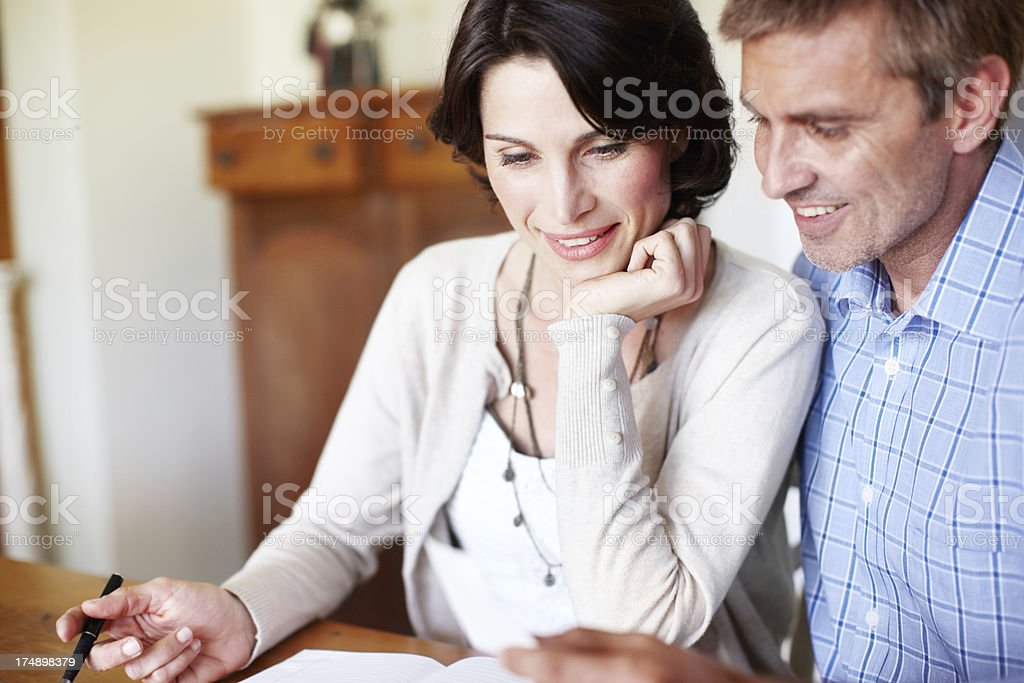 For love and money royalty-free stock photo