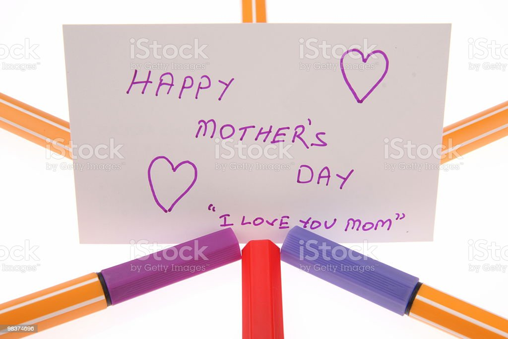 for mother's day royalty-free stock photo