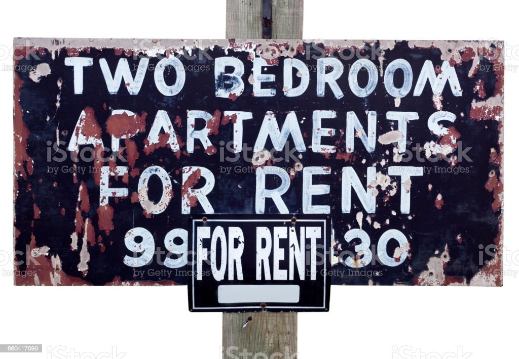 For Rent stock photo