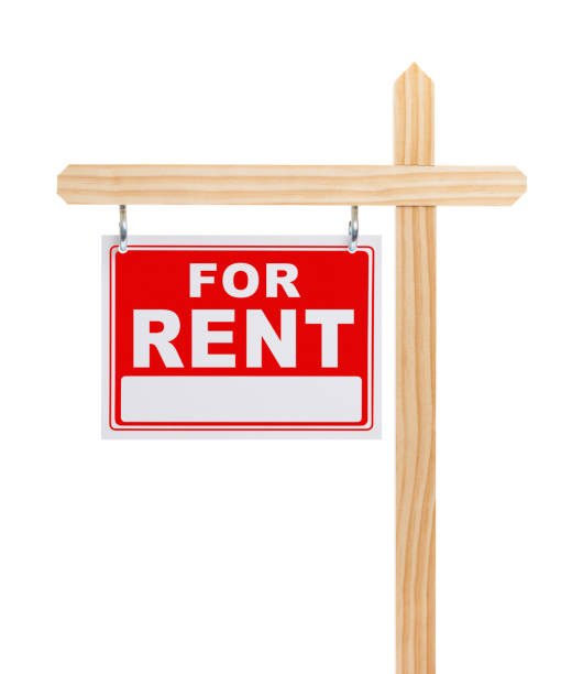 Media Homes For Rent: Best For Rent Sign Stock Photos, Pictures & Royalty-Free