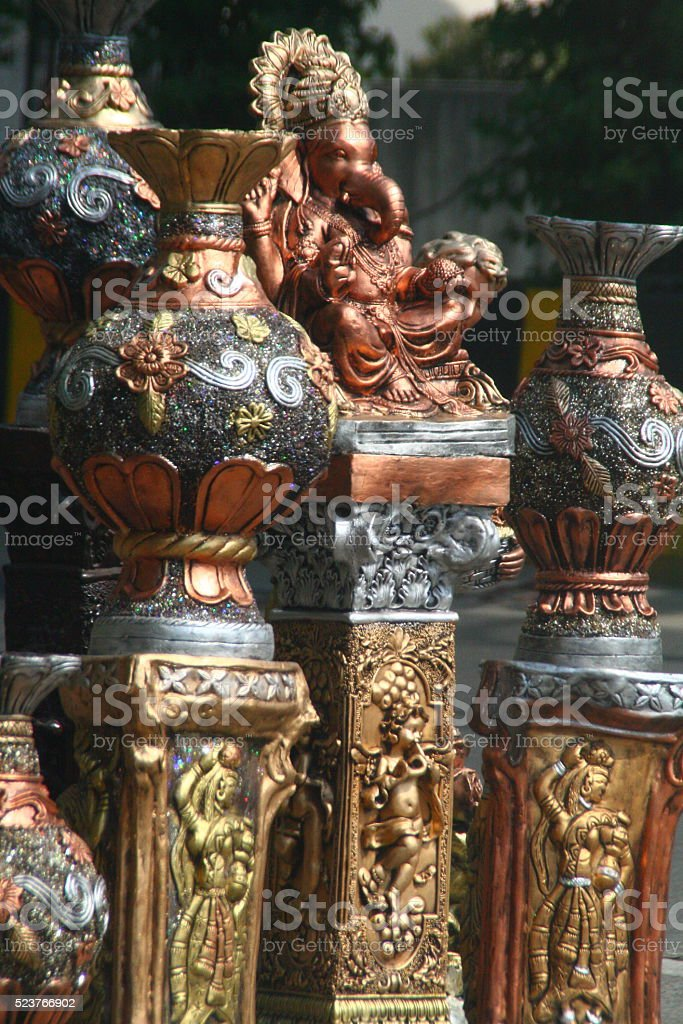 For Sale in India stock photo