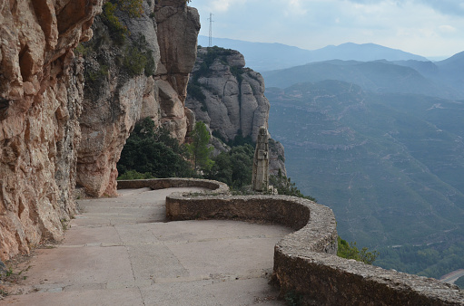 For some people, a visit to Montserrat is a religious pilgrimage. For others, it's a visit to a unique mountain range offering views over Catalonia.