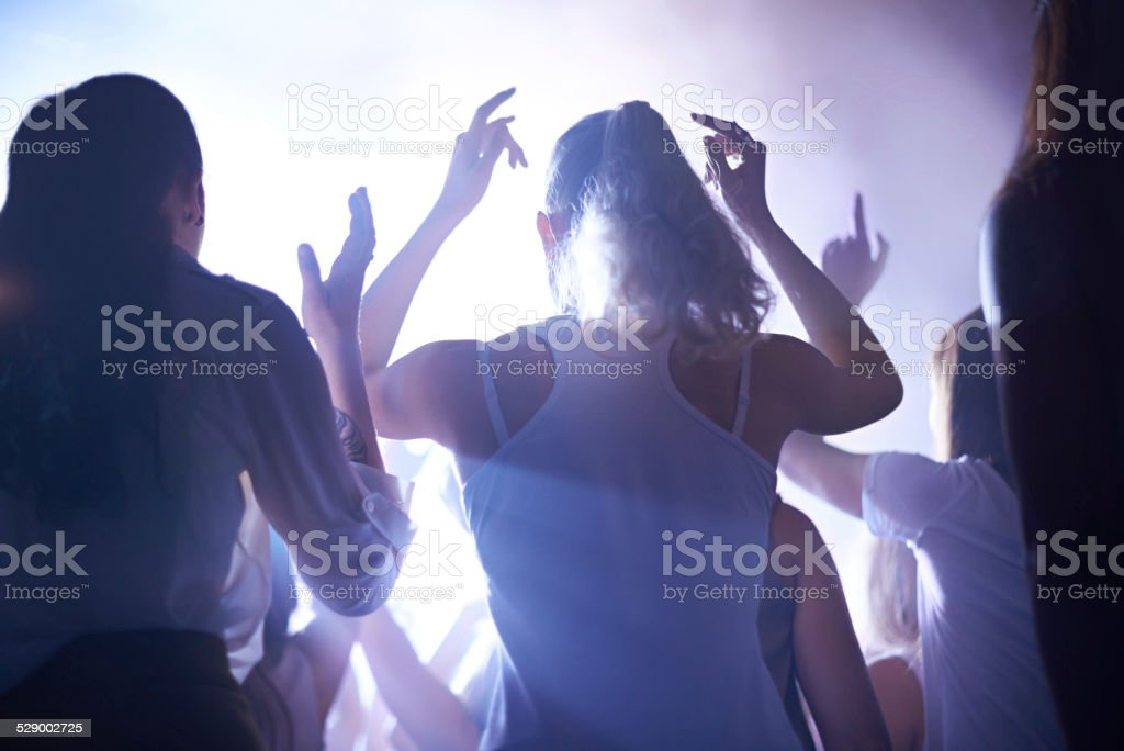 For the fans... stock photo
