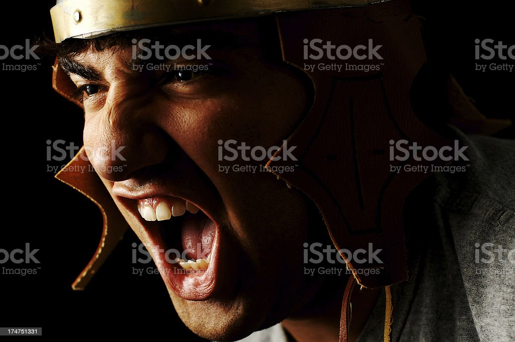 For the Horde! royalty-free stock photo