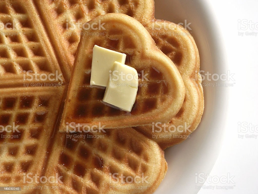 for the love of waffles 01 royalty-free stock photo
