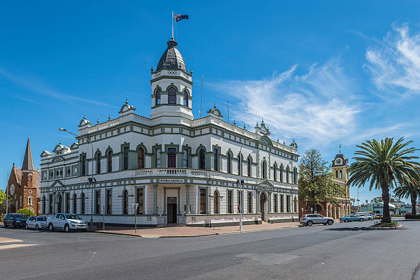 Forbes Town Hall, New South Wales, Australia​​​ foto