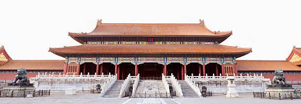 Verbotene Stadt, Peking, China – Foto