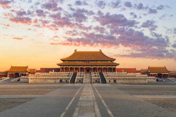 Forbidden city Beijing China Forbidden city Beijing China forbidden city stock pictures, royalty-free photos & images
