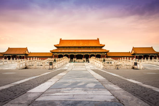 Forbidden city Beijing Forbidden city Beijing forbidden city stock pictures, royalty-free photos & images