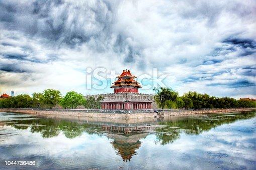 Beijing Forbidden City (Tower)