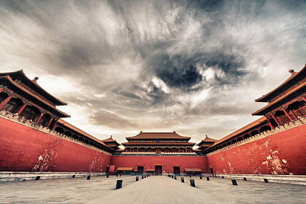 Forbidden City Forbidden City. Beijing, China forbidden city stock pictures, royalty-free photos & images