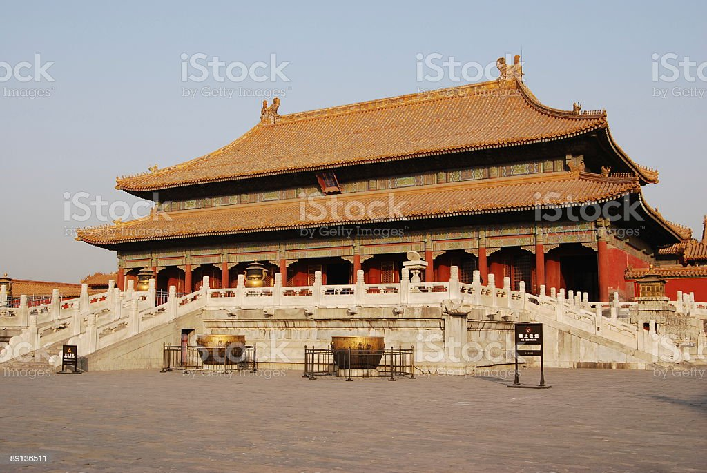 Forbidden City20 royalty-free stock photo