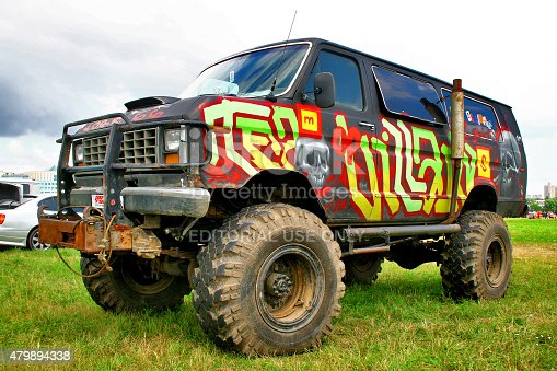 istock Ford Econoline 479894338