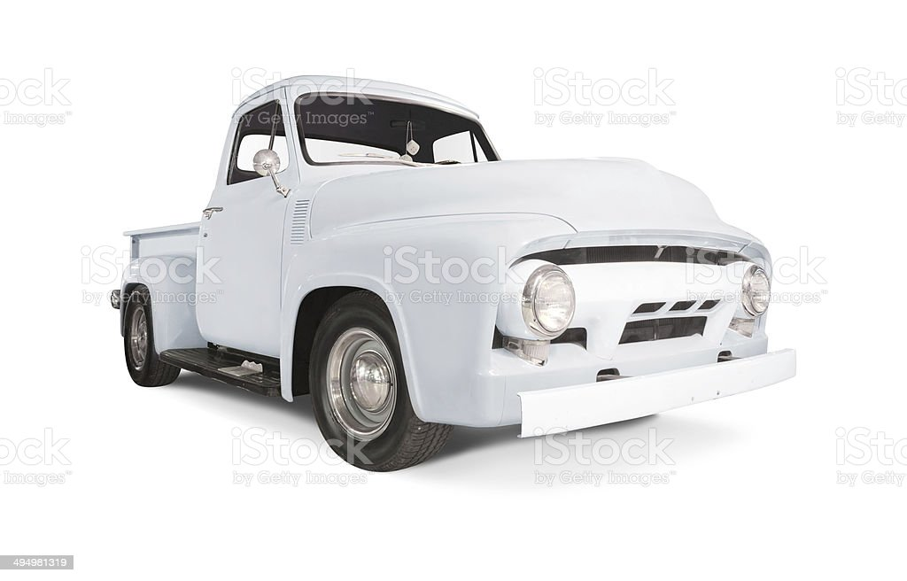 Ford F100 Pick-up Truck stock photo
