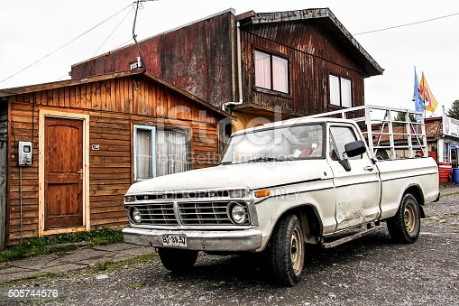 istock Ford F-100 505744576