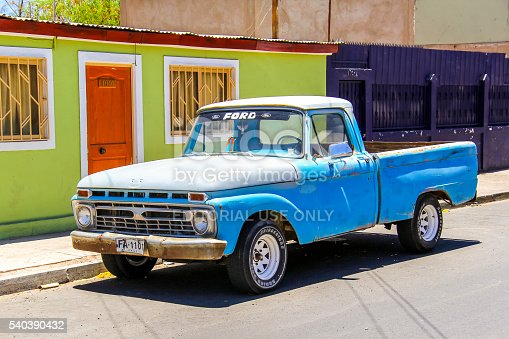 istock Ford F-100 540390432