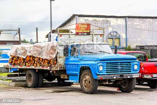 istock Ford F11000 517842354