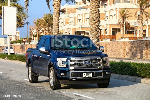 istock Ford F-150 1149195078
