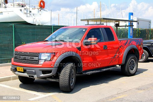 istock Ford F150 Raptor 467205610