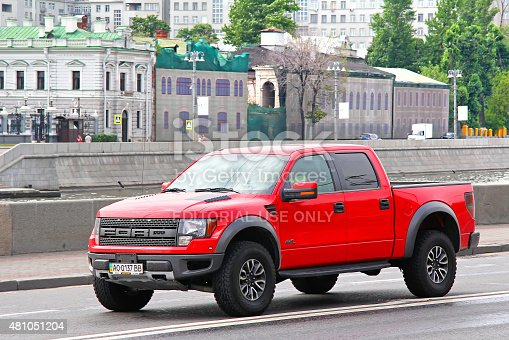 istock Ford F-150 Raptor 481051204