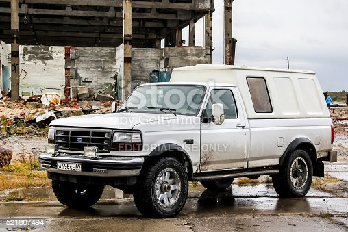 istock Ford F-250 521807494