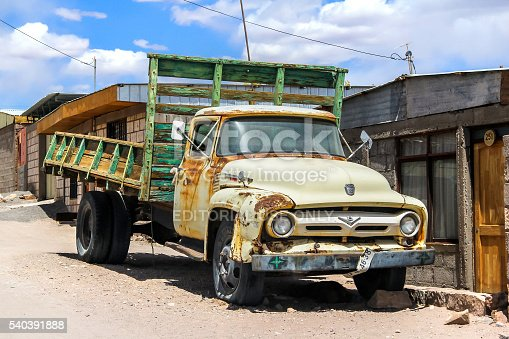 istock Ford F-300 540391888