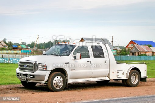 istock Ford F-350 537928087