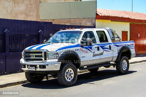 istock Ford F-350 540390426